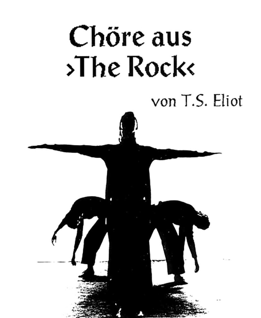analysis of t s elliots the rock The love song of j alfred prufrock ts eliot 1920 prufrock and other observations.