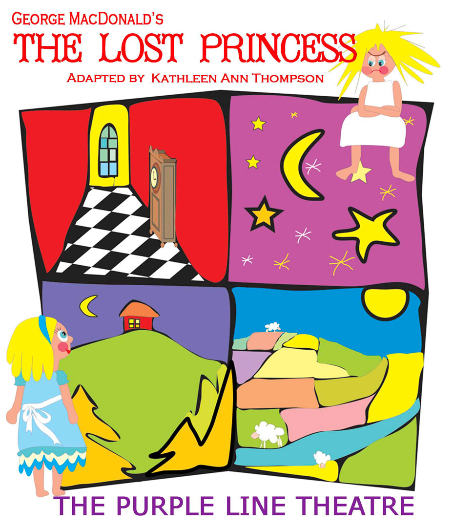 lostprincess_POSTER